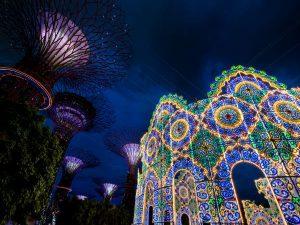 Noël à Singapour