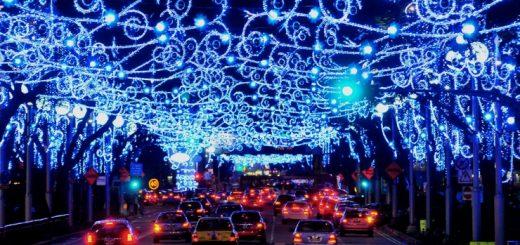Noel à Singapour