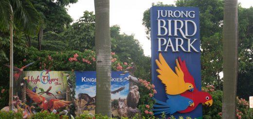 Jurong Bird Park à Singapour