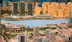 Le musée de l'urbanisation de Singapour